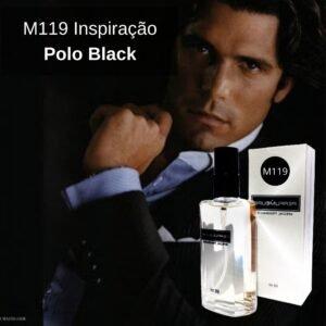 PERFUME CONTRATIPO M119 PERFUME POLO BLACK