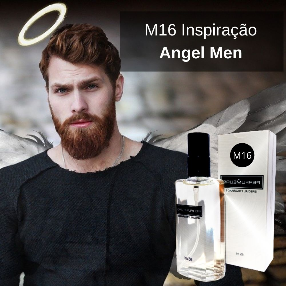 PERFUME CONTRATIPO M16 PERFUME ANGEL MEN