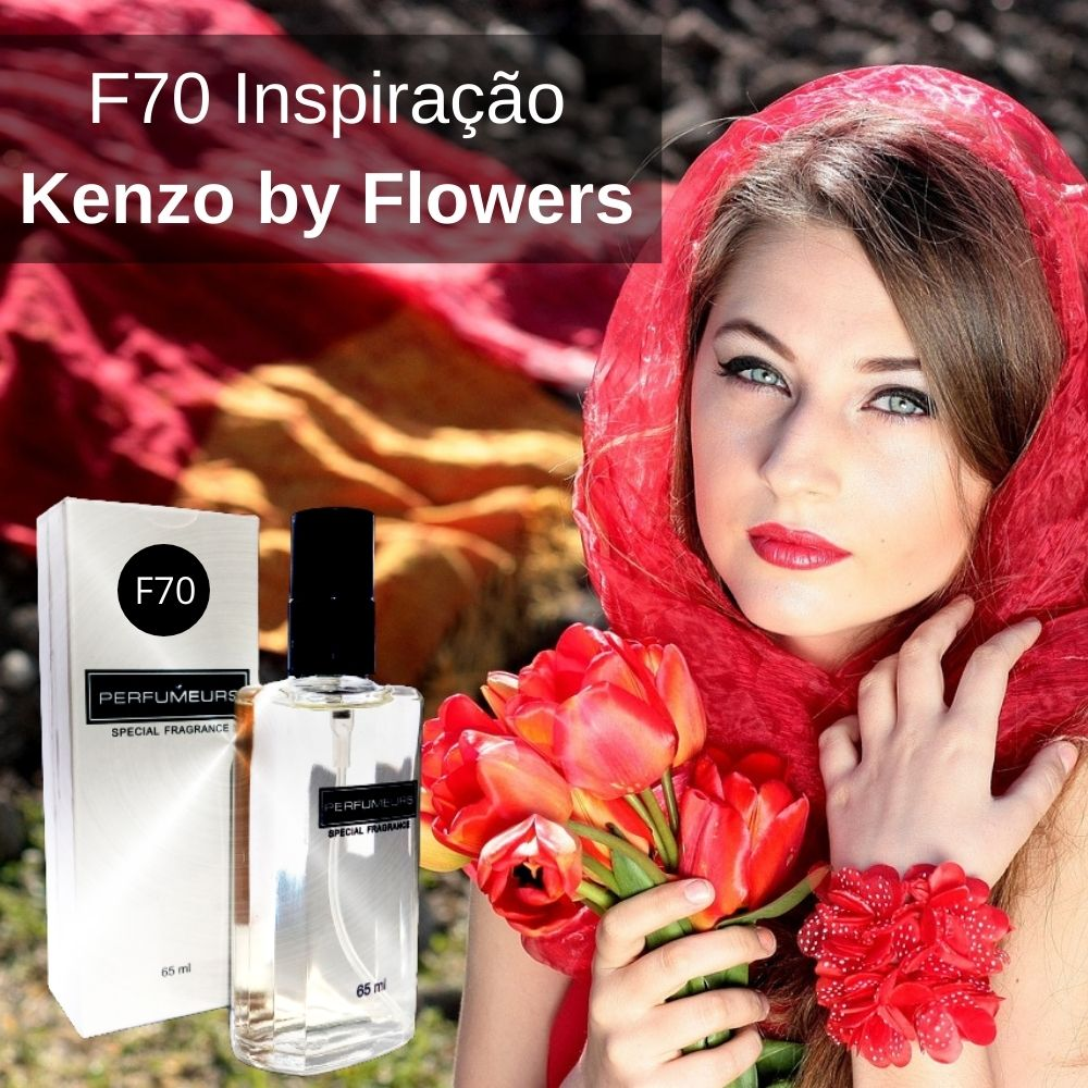 F70 PERFUME CONTRATIPO KENZO BY FLOWERS