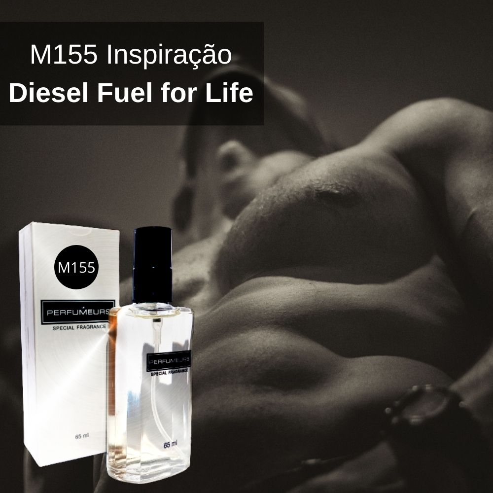 PERFUME CONTRATIPO M155 PERFUME DIESEL FUEL FOR LIFE